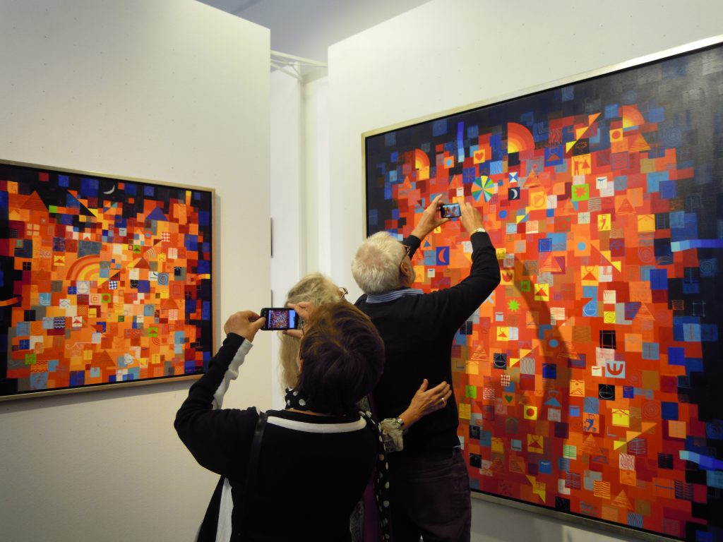 Mensing Galerie selected exhibitions iliya zhelev